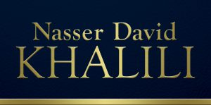 Nasser David Khalili Logo Creation by Nocturnal Cloud
